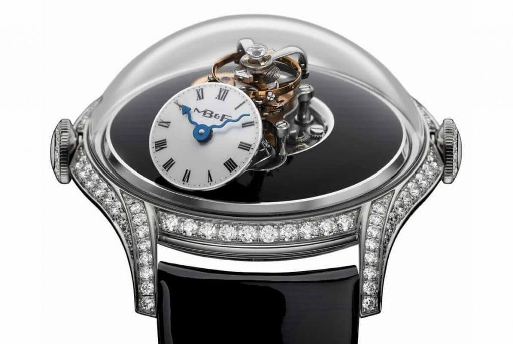 женские часы MB&F Legacy Machine FlyingT.