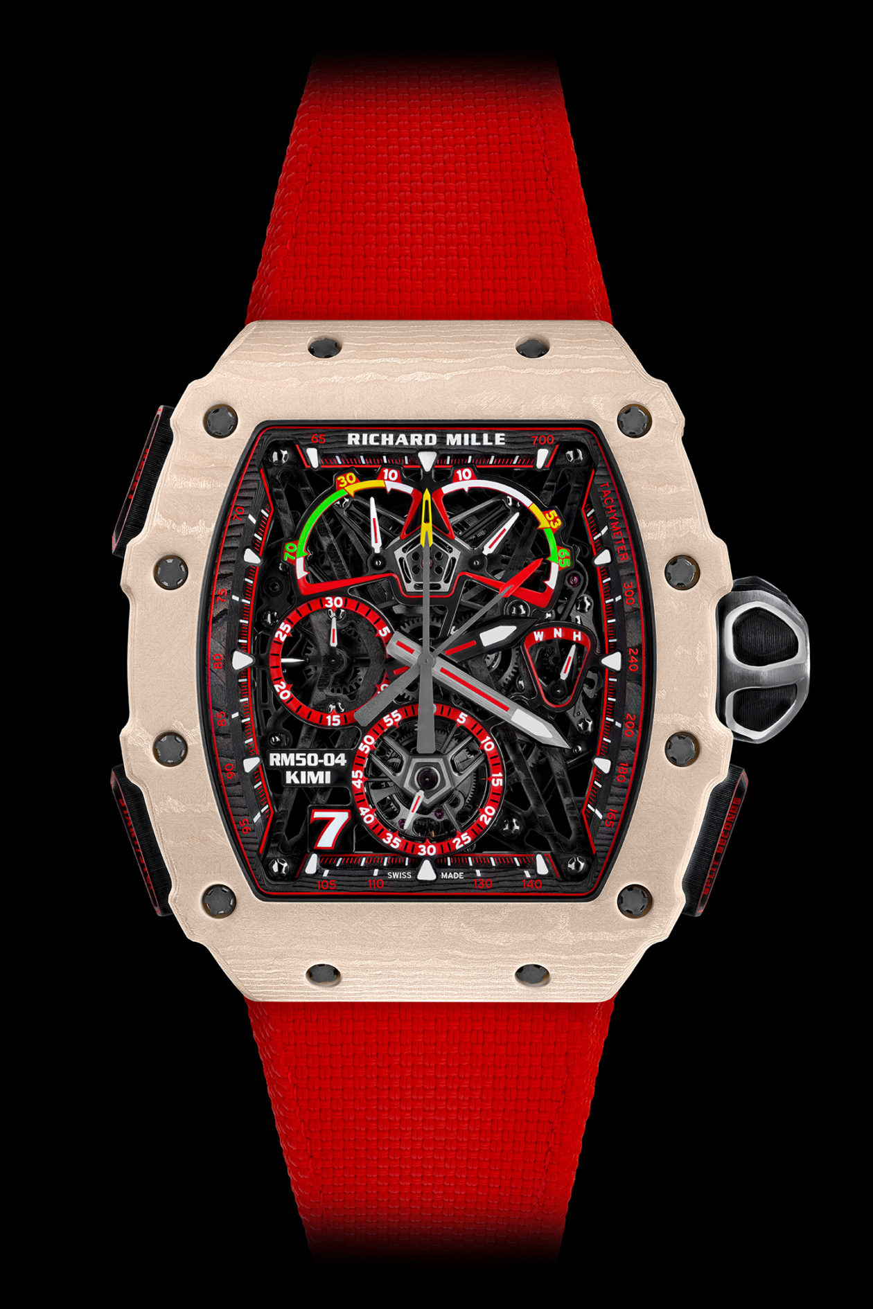 Richard Mille RM 50-04 Tourbillon Split-Seconds Chronograph Kimi Räikkönen