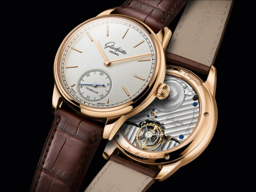 часы Alfred Helwig Tourbillon 1920 Limited Edition
